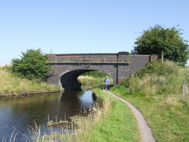 Pelsall Common Bridge, Cannock Extension Canal