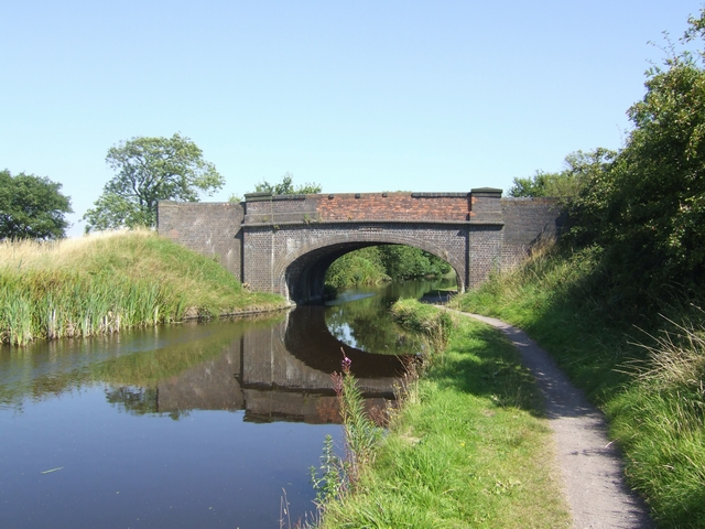 Green Bridge, Cannock Extension Canal