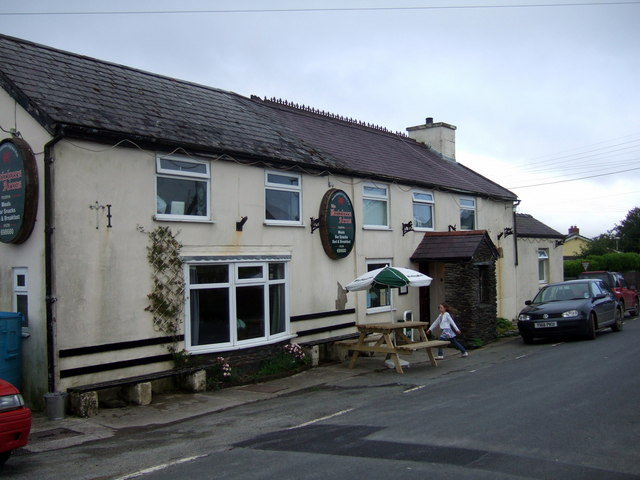 The Butcher's Arms Tegryn