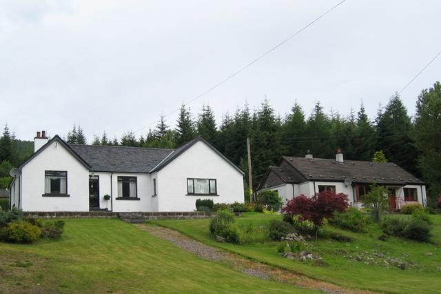Houses near Portclair