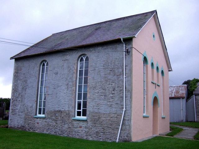 Vachendre chapel