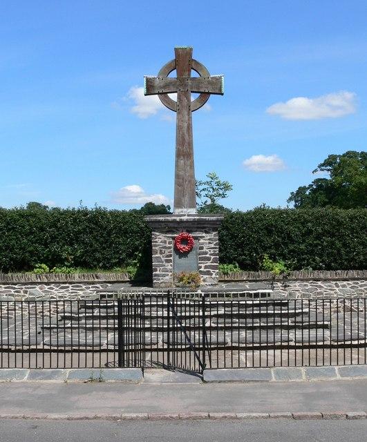 War Memorial, Swithland