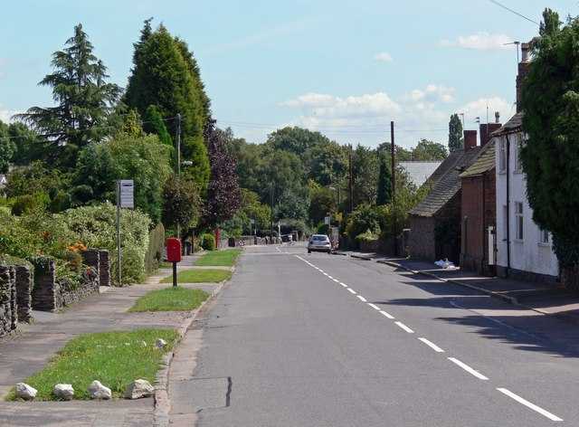 Main Street, Swithland