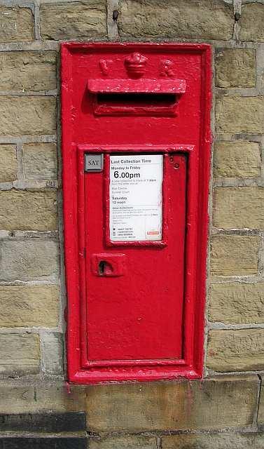 Victorian Post Box - Highgate