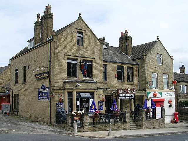 The King's Arms - Emm Lane