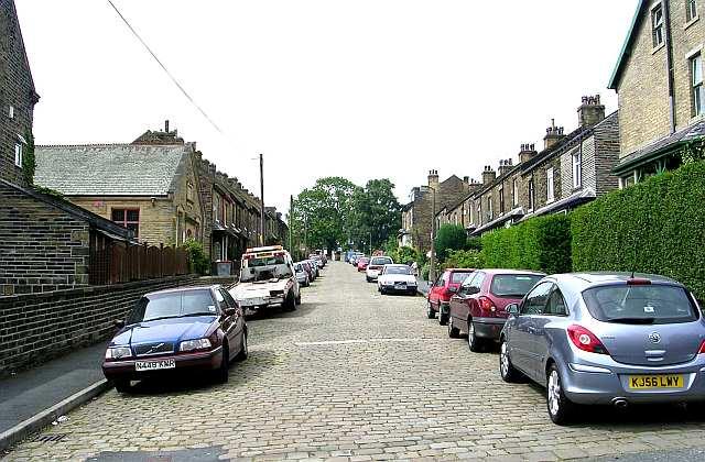 Rossefield Road