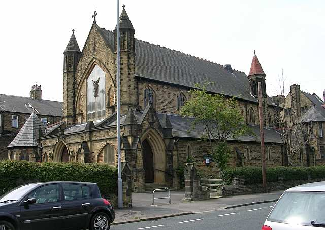 St Cuthbert's Catholic Church - Wilmer Road