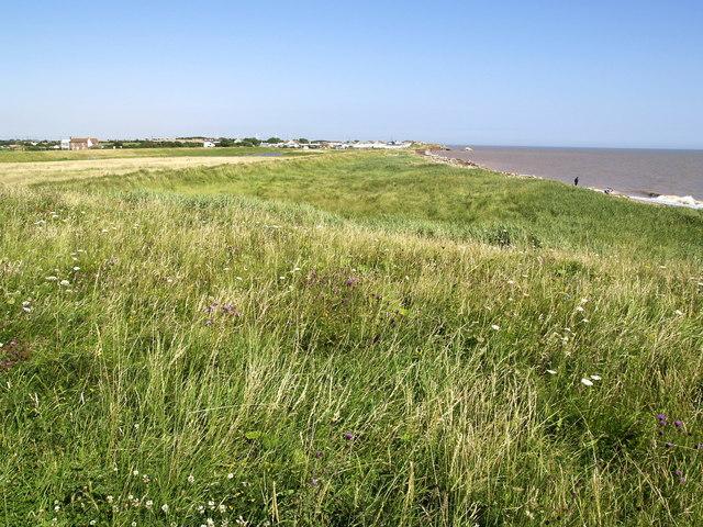 The Coast near Kilnsea