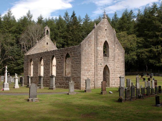 Old Church at Blairdaff