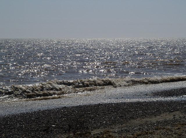 The Seashore at Kilnsea