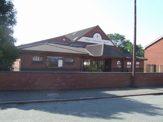 Pelsall Evangelical Church, Pelsall