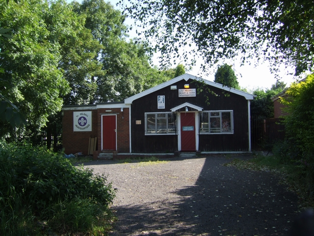 1st Pelsall Scout and Guide HQ