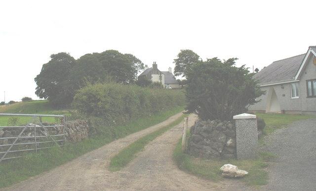 Rhuddlan Fawr farmhouse