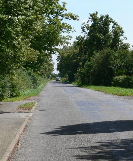 The Ridings near Rothley Plain