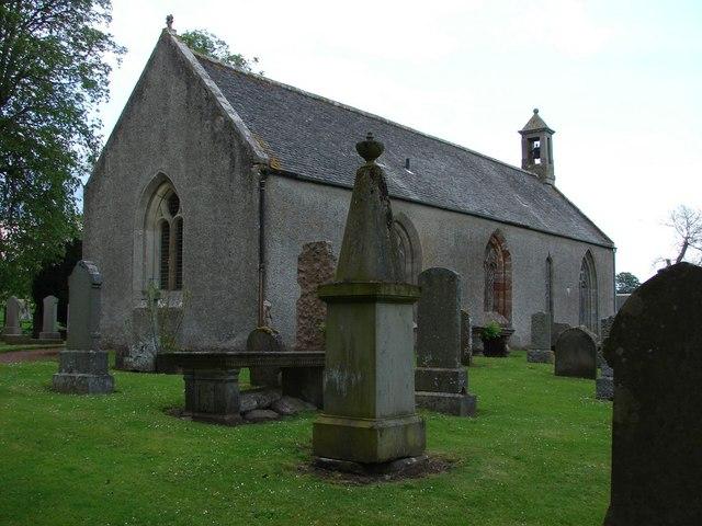 St. Michael's Church Of Scotland, Covington