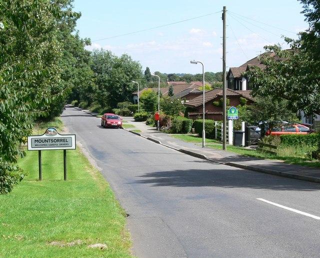 Welcome to Mountsorrel