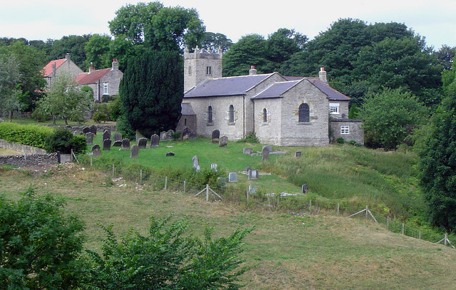 St Michael's Church, Cold Kirby
