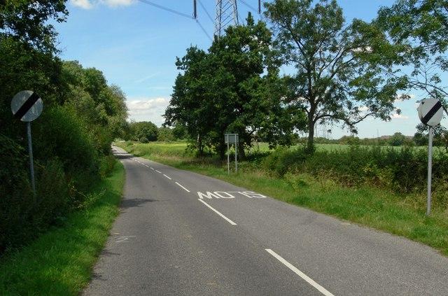 Wood Lane, Mountsorrel