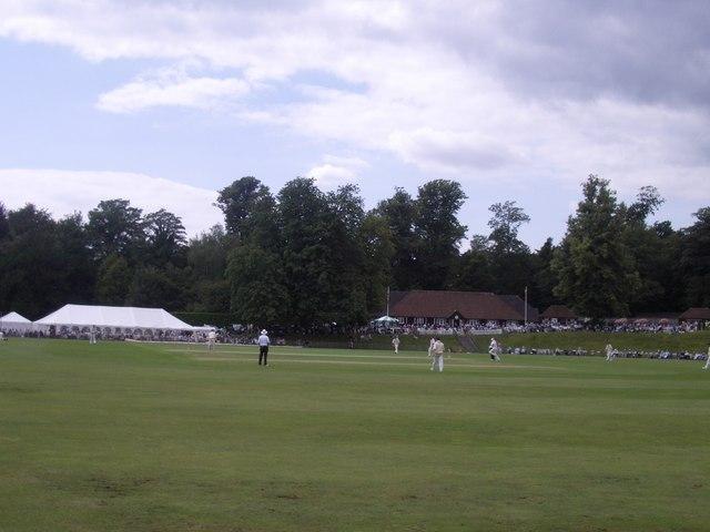 Arundel Castle Cricket Club Ground