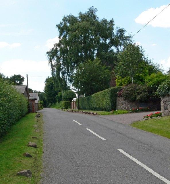 Kinchley Lane near Mountsorrel