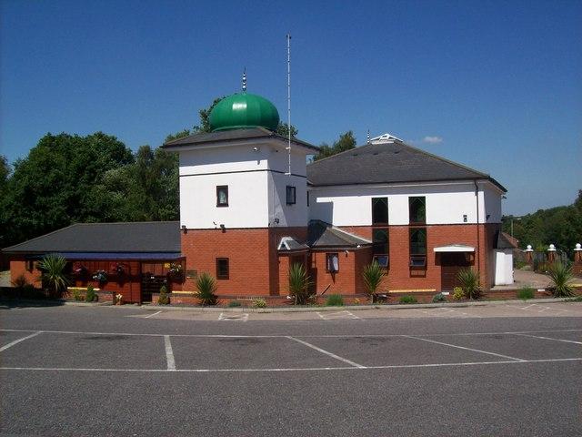 Broadfield Mosque