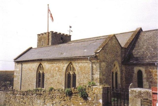 Langton Herring: parish church of St. Peter