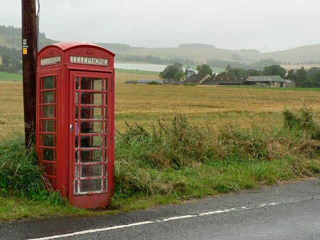 Balkeerie phone box