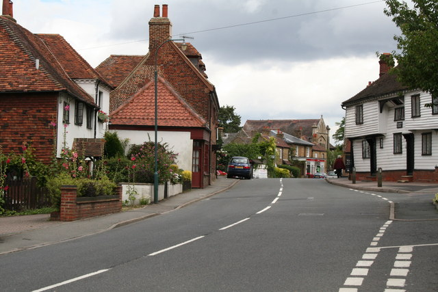 High Street, Eynsford, Kent