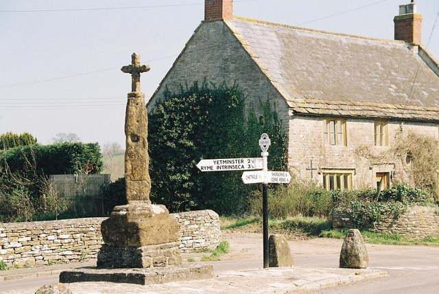 Leigh: the cross