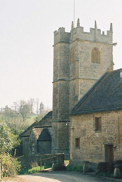 Lillington: parish church of St. Martin