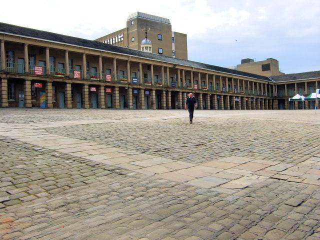 Halifax - Piece Hall