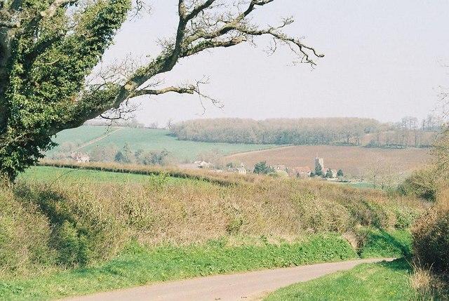 Approaching Lillington