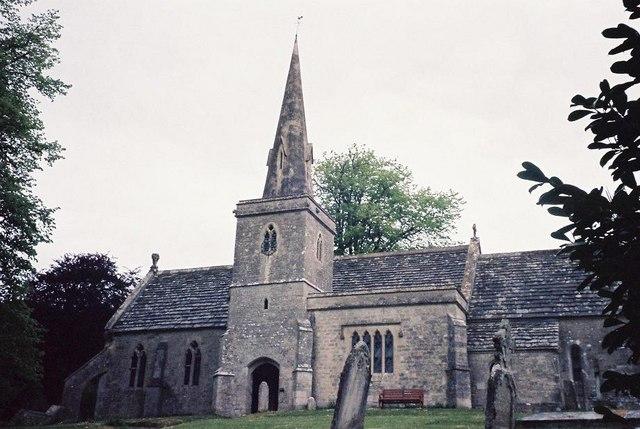 Littlebredy: parish church of St. Michael & All Angels
