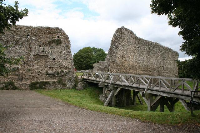 Eynsford Castle, Kent