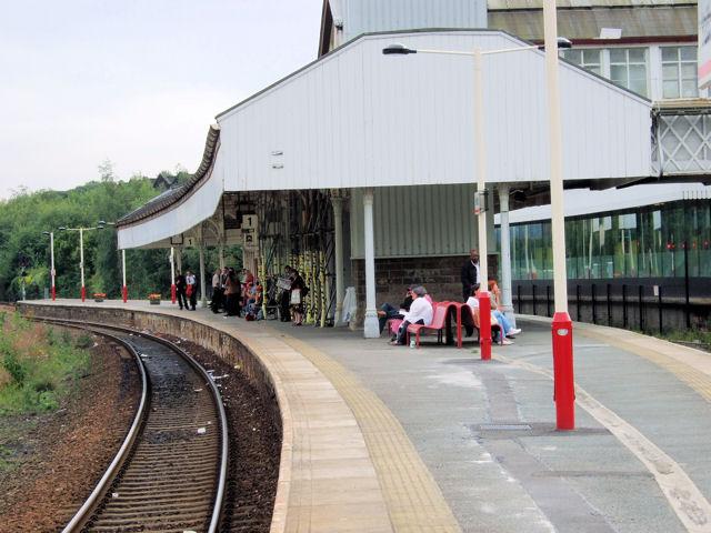 Halifax Railway Station