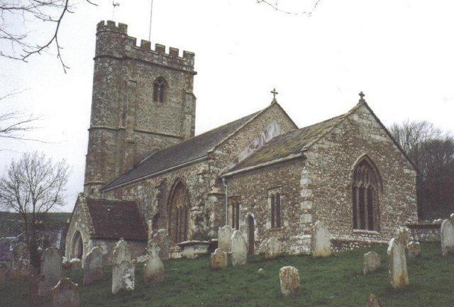 Litton Cheney: parish church of St. Mary