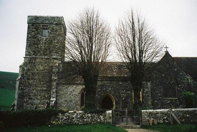 Long Bredy: parish church of St. Peter