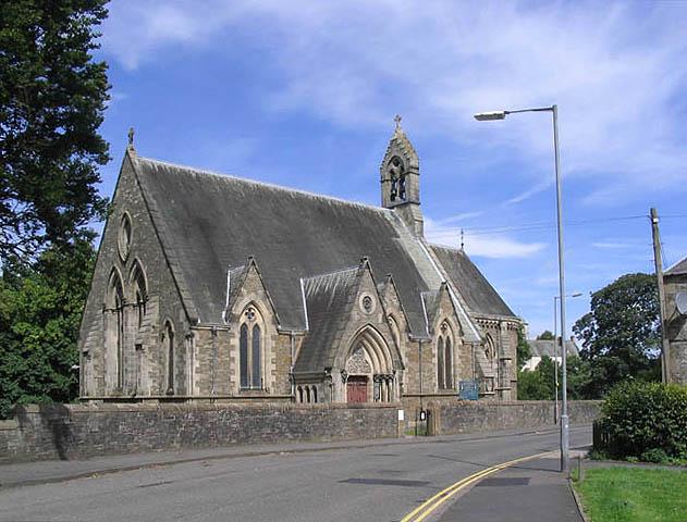 St Cuthbert's Scottish Episcopal Church, Hawick
