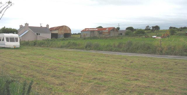 Oelgra Fawr Farm