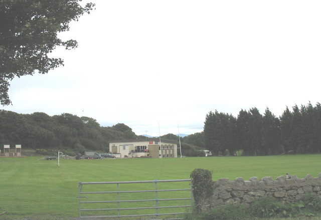Sports ground and club, Tynygongl
