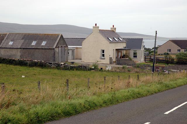 Farm of Upper Crowrar