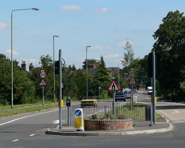 Loughborough Road, Quorn