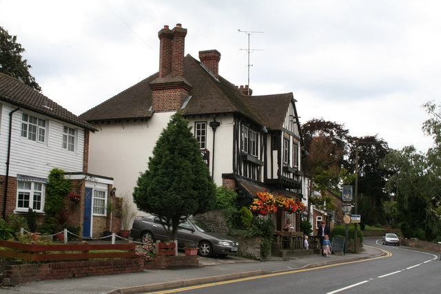 The 'Malt Shovel', Station Road, Eynsford, Kent