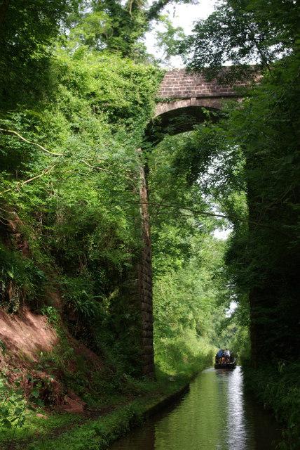 High Bridge, Shropshire Union Canal