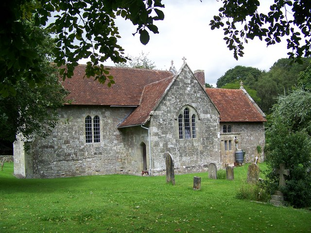 The Church of St James, Ansty