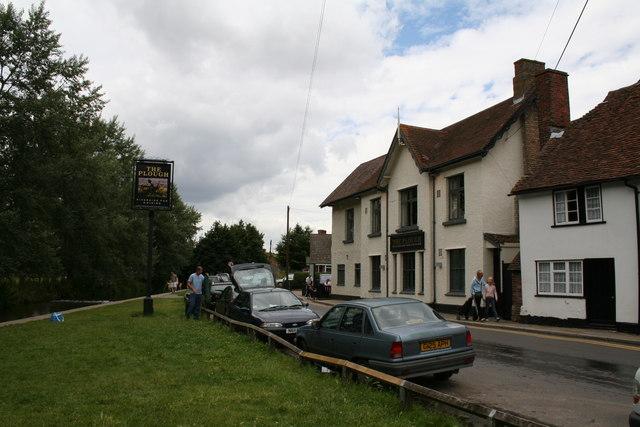 The 'Plough', Eynsford, Kent