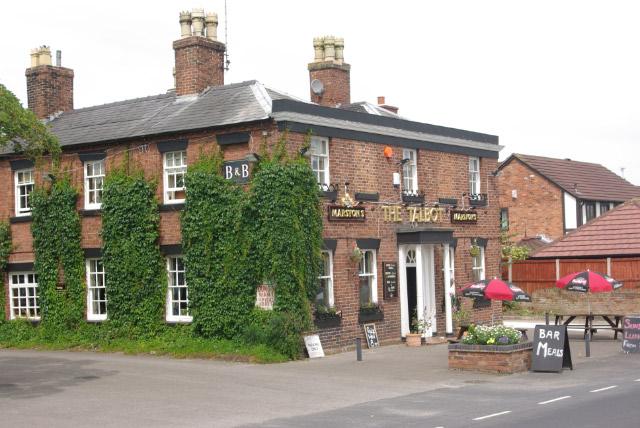 The Talbot, Market Drayton