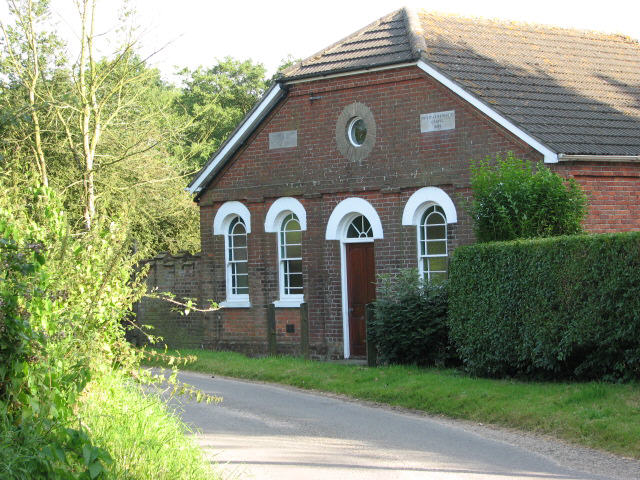 Primitive Methodist Chapel (1869)