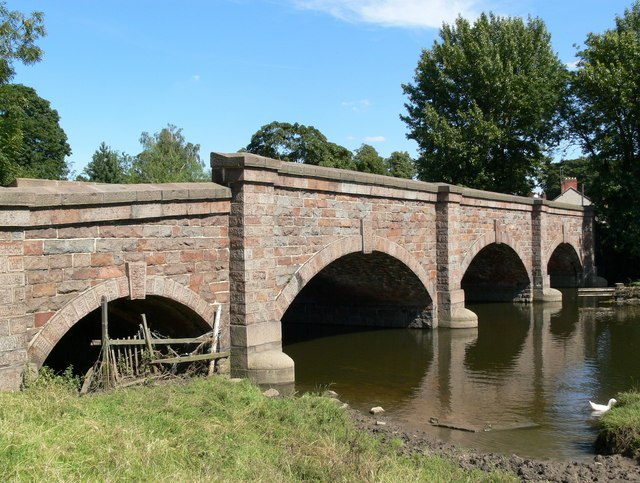 Barrow upon Soar bridge