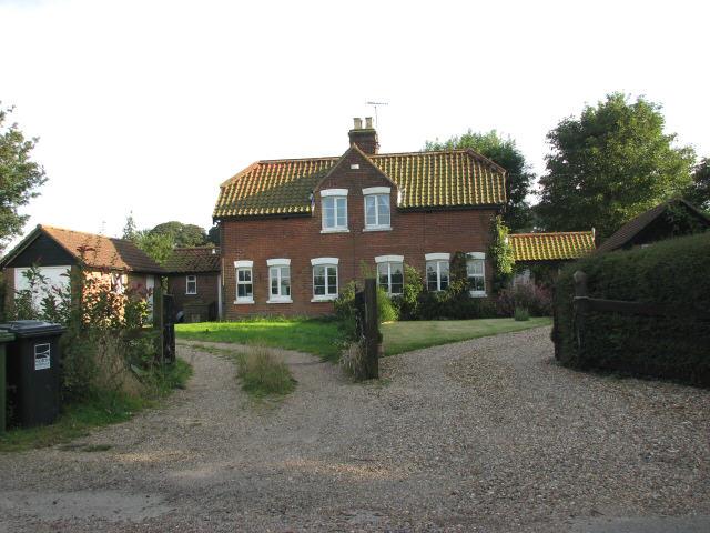 Old Hall Cottages